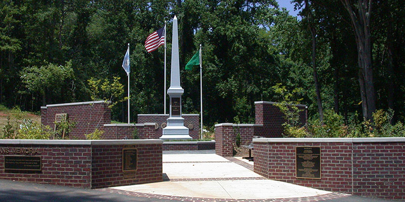 Guilford County Veterans Memorial