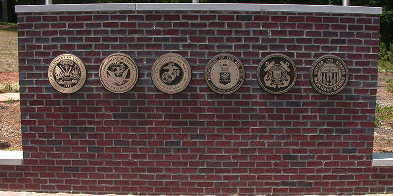 Guilford County Veterans Memorial Wall of Honor
